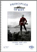 Principles of War Colonial Army Lists 1838-1915